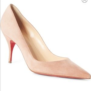 Christian Louboutin- Clare Pointy Toe Pump